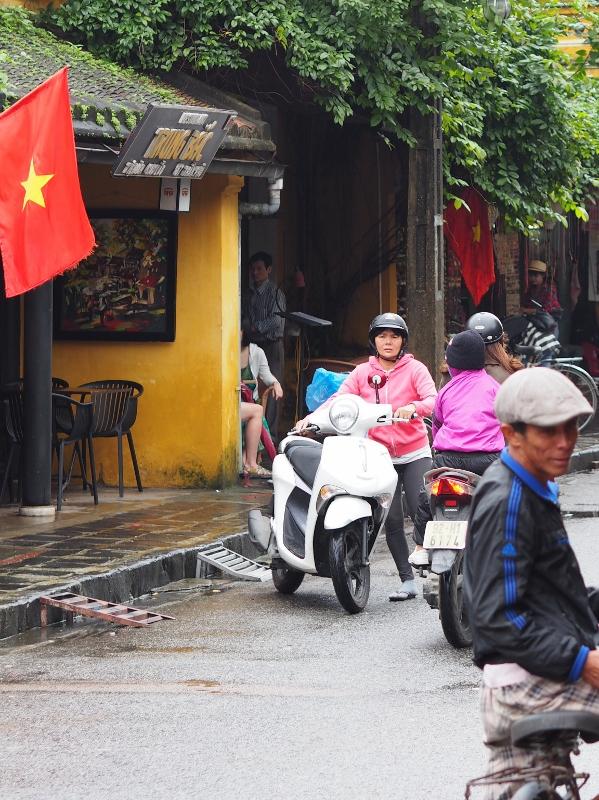 Rampe d'accès pour les scooters